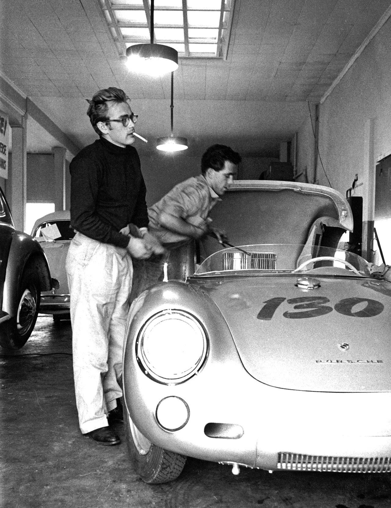 James dean auto