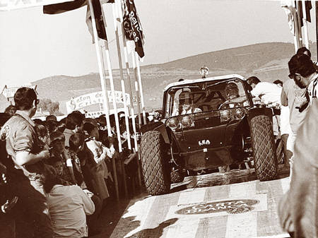 Steve McQueen and the Hurst Baja Boot 1968
