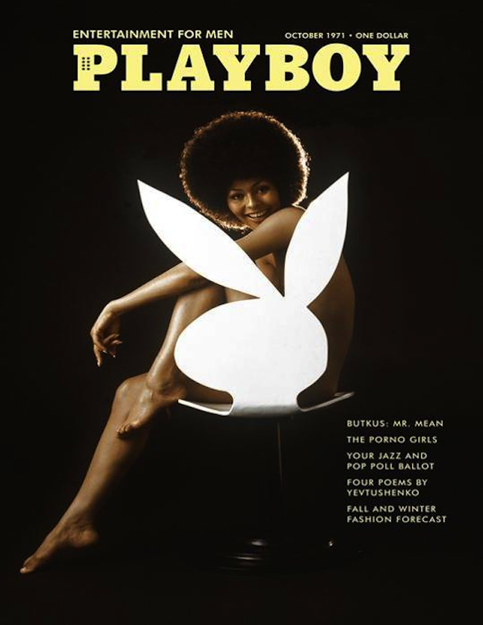 Playboy Magazine cover 1960s 1970s
