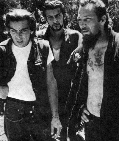 "RALPH ""SONNY"" BARGER | AN OUTLAW'S TALE OF HARLEYS ...  Sonny Barger Hells Angels 1970"