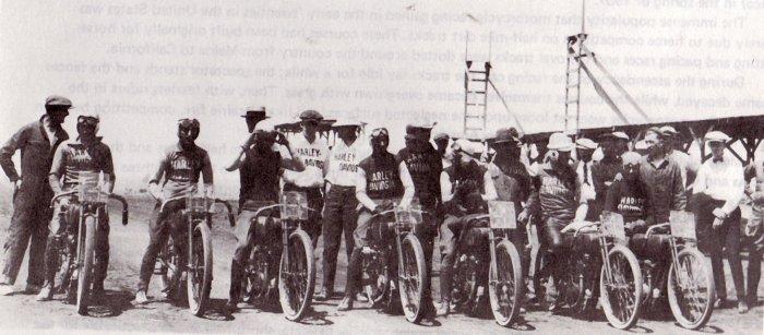 harley davidson factory racing team