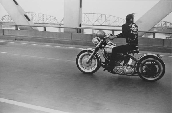 Danny Lyon The Bikeriders