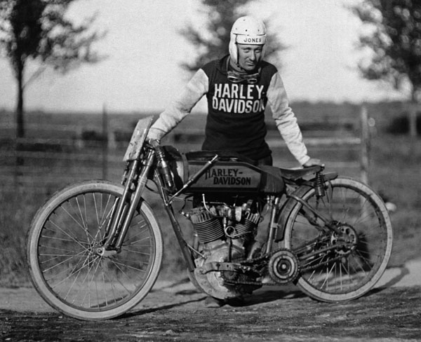 Maldwyn Jones-- well-known racer and racing motorcycle builder of the 1910s and 1920s.