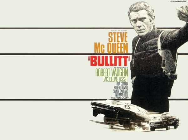 BULLITT STEVE MCQUEEN
