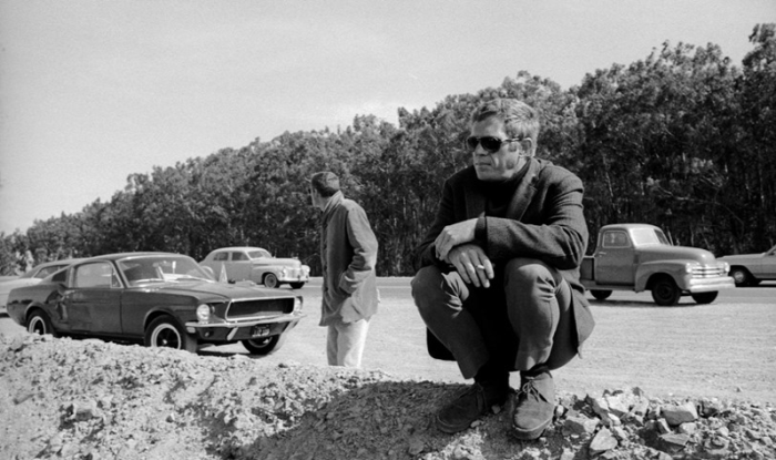 Steve McQueen the making of Bullitt