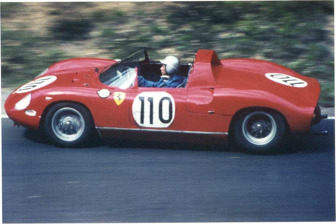 1963 Ferrari 250P Racing