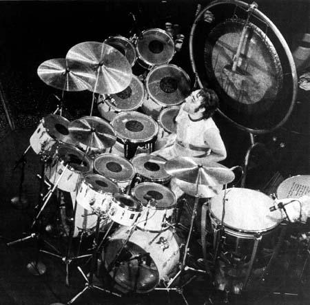 Keith moon drum kit