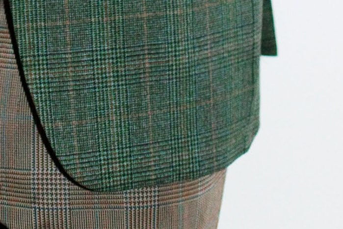 The Sartorialist Plaids Detail