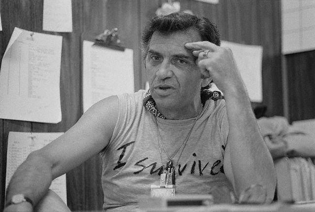 """Bill Graham, ca. 1982-- """"I SURVIVED"""""""