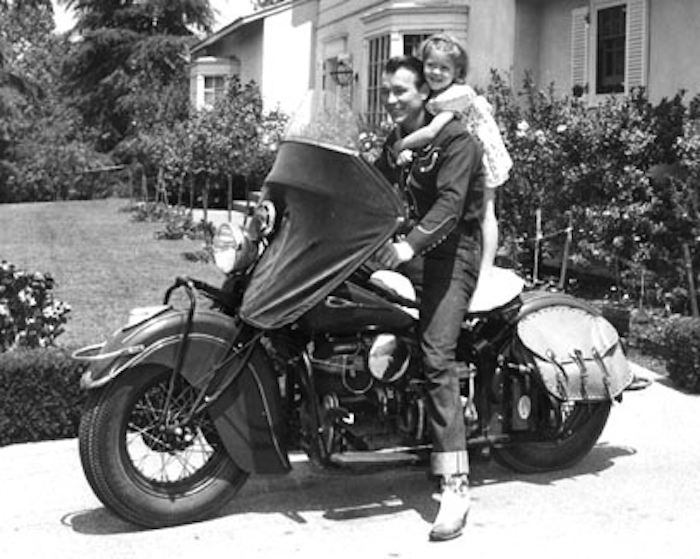 roy rogers indian motorcycle