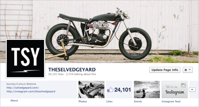 TSY THE SELVEDGE YARD FACEBOOK