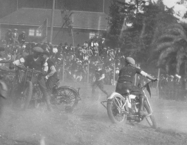 Oakland Motorcycle Club Polo