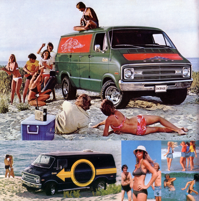 ULTIMATE ROCK 'N' ROLL ON WHEELS | THE 1970's VAN