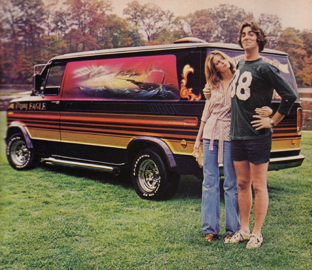 in the 1970s   the van