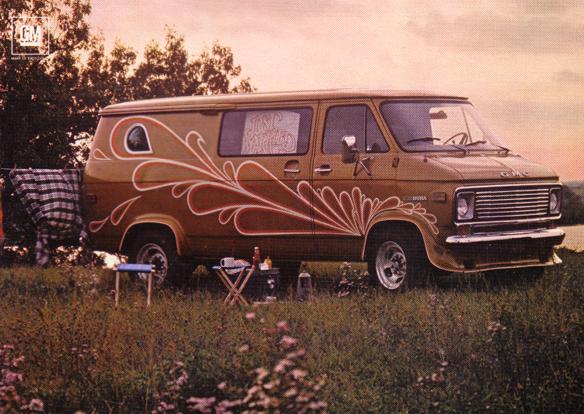 Van Van Custom – – – Custom Harley Van