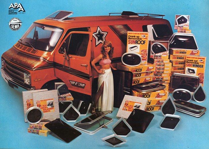 Ultimate Rock N Roll On Wheels The 1970 S Van
