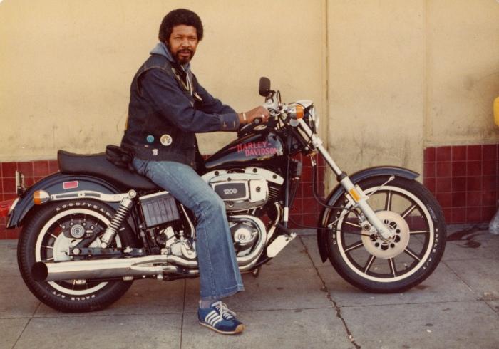 East Bay Dragons Motorcycle Club Harley