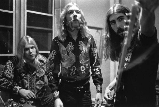 Duane Allman Brothers