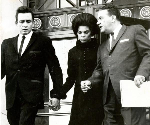 Young Johnny Cash And Vivian Ceramic Tattoo ...