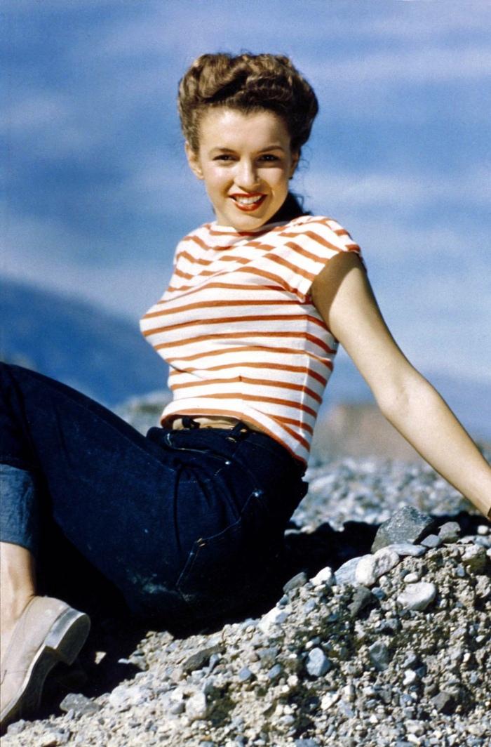 Marilyn Monroe Living Room Decor: MARILYN MONROE & MONTY CLIFT
