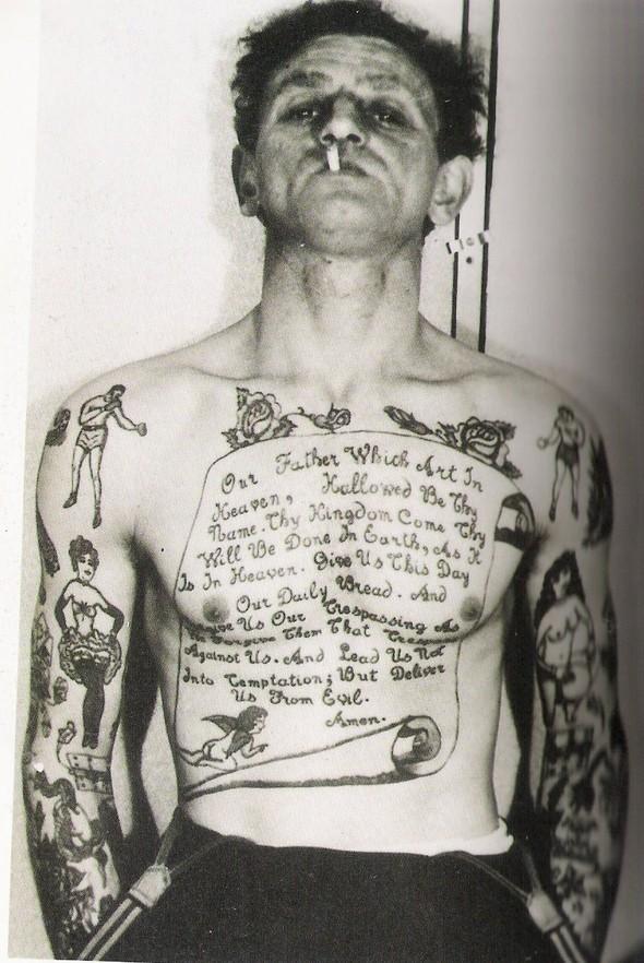 Les Skuse Bristol Tattoo Club