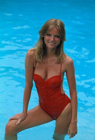 Model Cheryl Tiegs