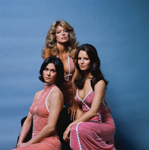 And let's not forget about Charlie's Angels...
