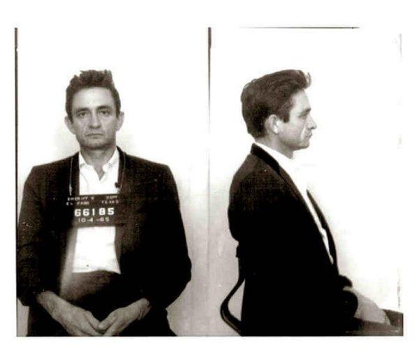 Johnny Cash El Paso 1965