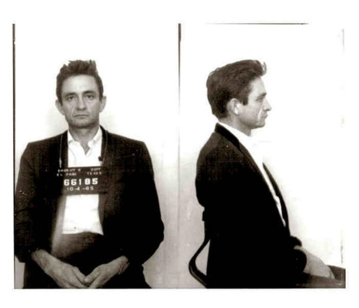 Johnny Cash El Paso 1965