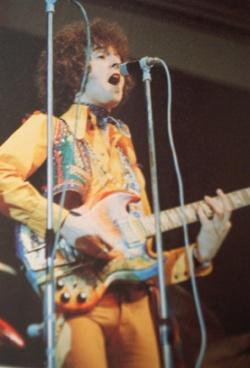 Eric Clapton Fool guitar SG