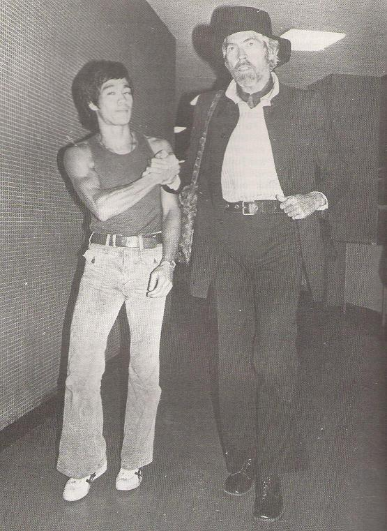 bruce lee james coburn
