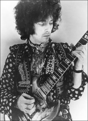 Eric Clapton Cream Fool guitar