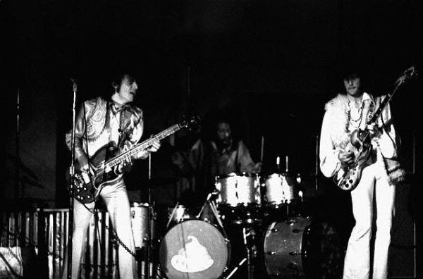 Eric Clapton Cream psychedelic SG fool guitar