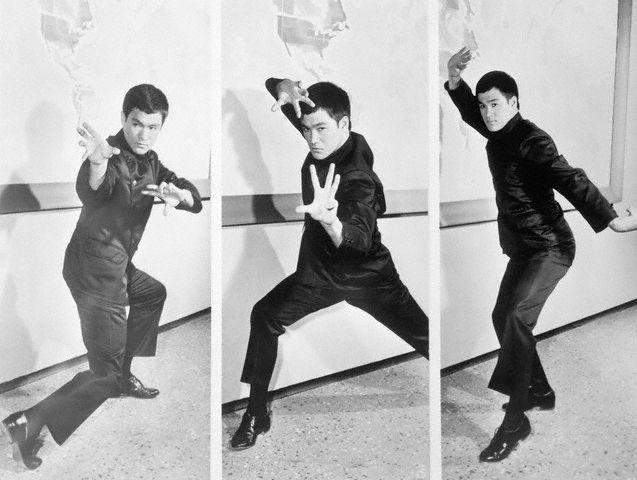 Bruce Lee Kato Green Hornet