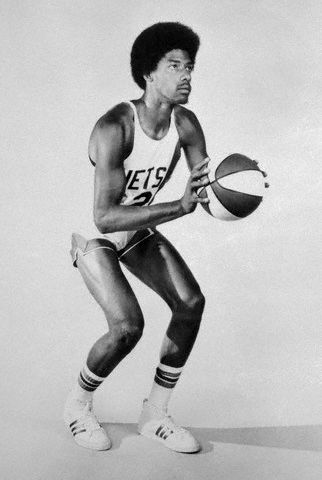Dr. J Julius Erving