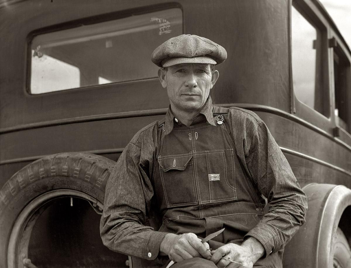 Dorothea Lange The Great Depression Paperblog