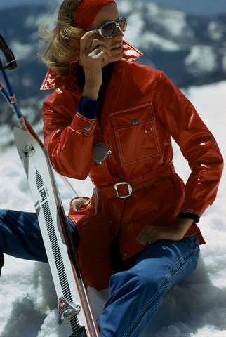 OLD SCHOOL STYLE ON THE SLOPES | JEAN-CLAUDE KILLY | The Selvedge Yard