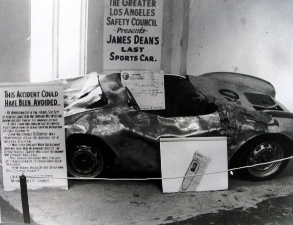 1m offered for james dean death car page 3 the h a m b for Dean motor cars houston tx