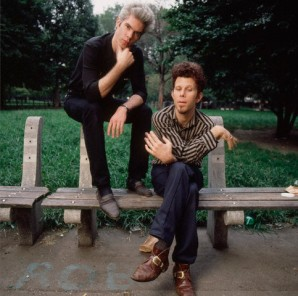 Jim Jarmusch and Tom Waits