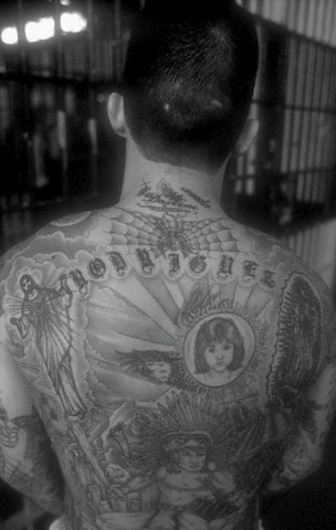 Inmate tattoos