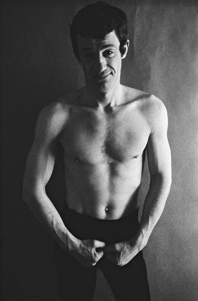 Jean-Paul Belmondo Paris 1965