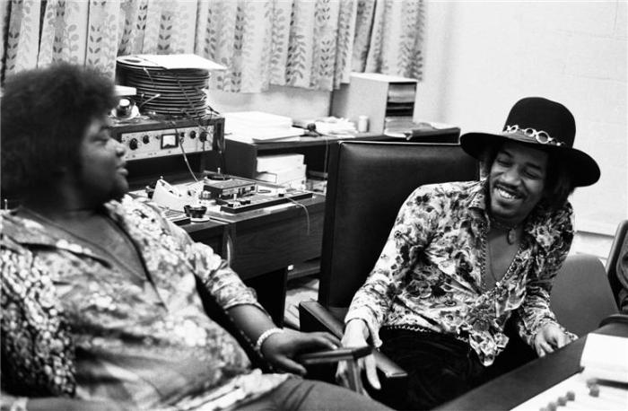 Buddy Miles Drummer 1968– Buddy Miles And Jimi