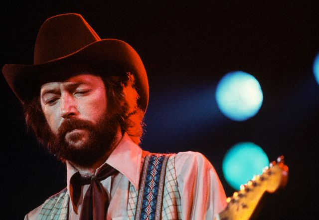 TIME FOR A CHANGE | ERIC CLAPTON, THE BAND, AND MUSIC FROM ...