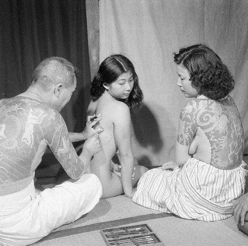 japanese tattoo sex