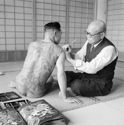 Tebori tattoo masters dirty originals blog for Best tattoo artist in tokyo