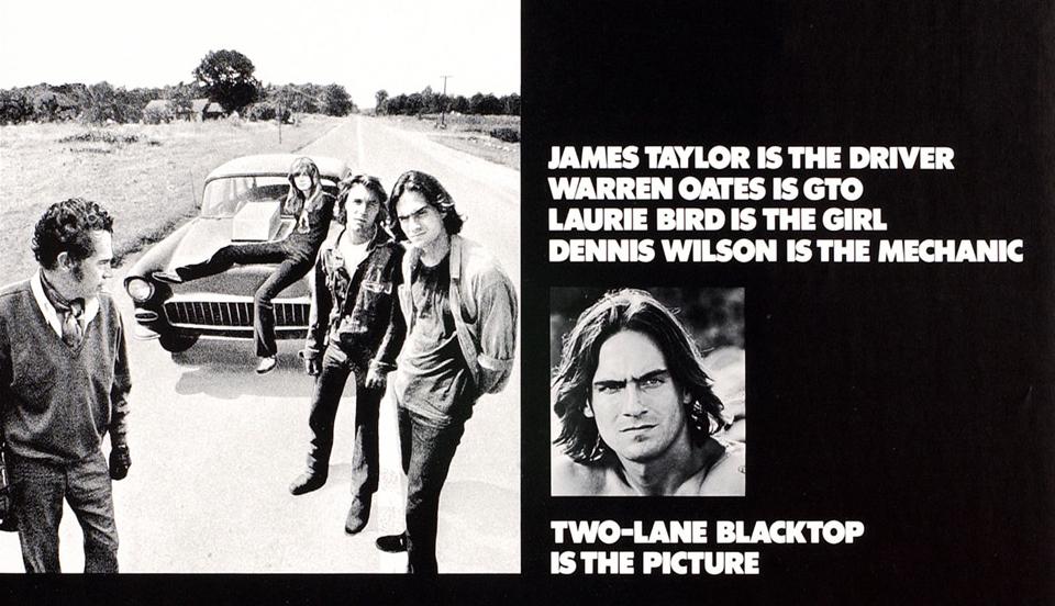 Lane Blacktop Movie Online