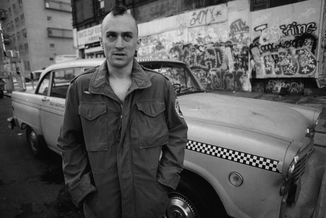 "TAXI DRIVER | ""YOU TALKIN' TO ME?"" 