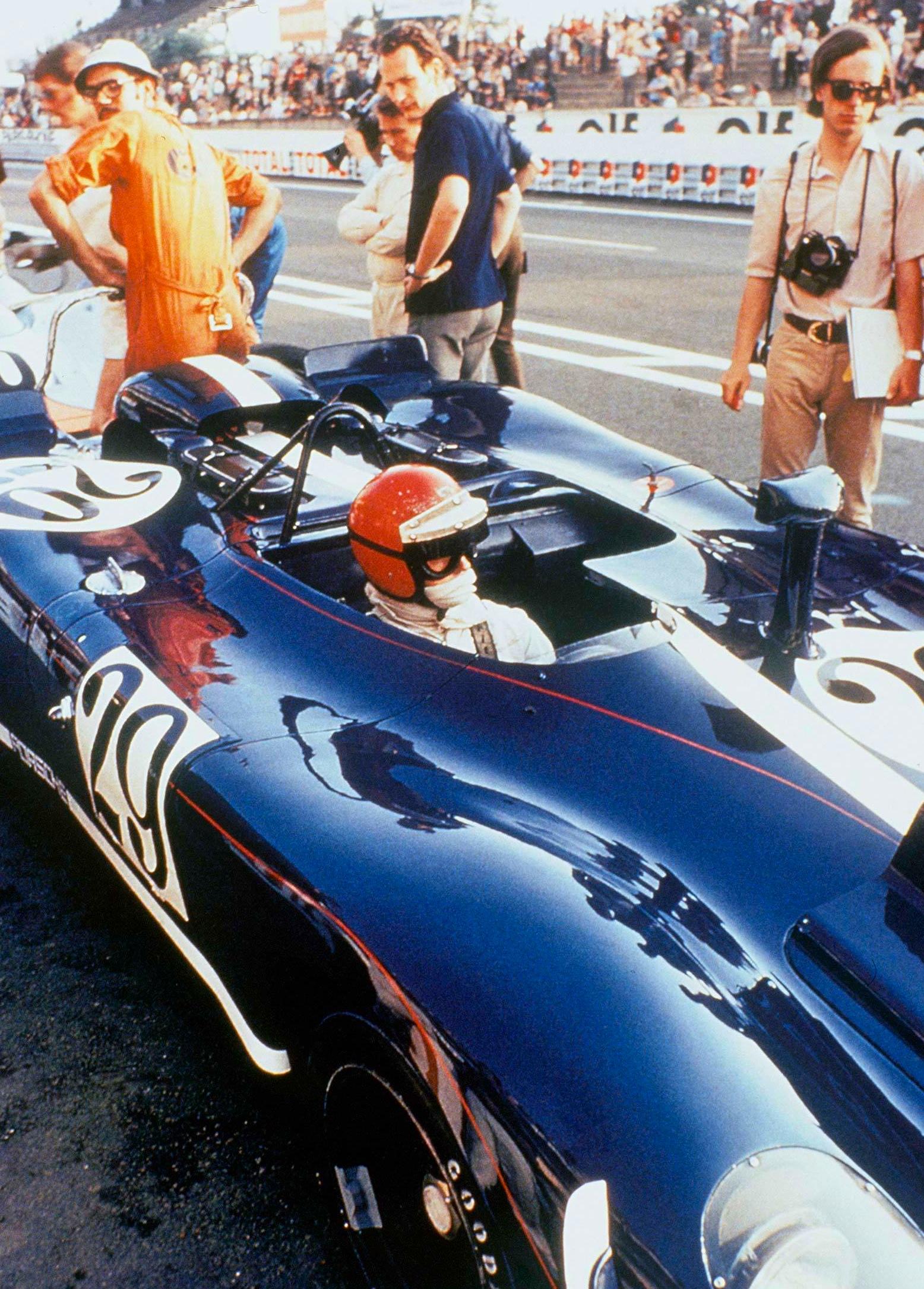 Steve McQueen, Le Mans