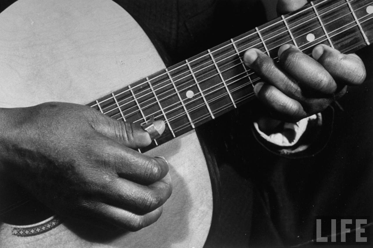 Leadbelly  Big Bill Broonzy  Josh White A Treasury Of Folk Music