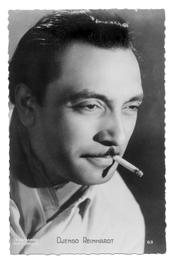 DJANGO REINHARDT | THE GYPSY GODFATHER OF HOT JAZZ GUITAR « The ...